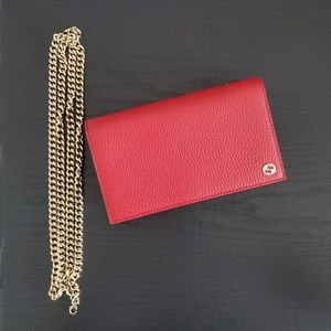 Gucci Interlocking GG WOC Crossbody/Shoulder Bag